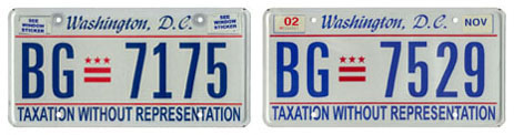 2000 baseplates numbered BG-7175 and BG-7529