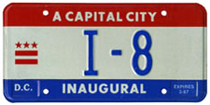 197 Mayoral Inauguration plate no. I-8