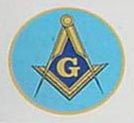 Prince Hall Masonic Family plate logo detail