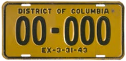 1942 sample plate (exp. 3-31-43)