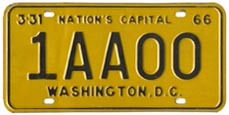 1965 sample plate (exp. 3-31-66)