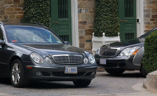 Mercedes-Benz and Maybach