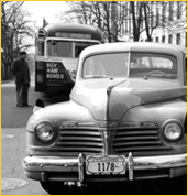 1940s federal government vehicle